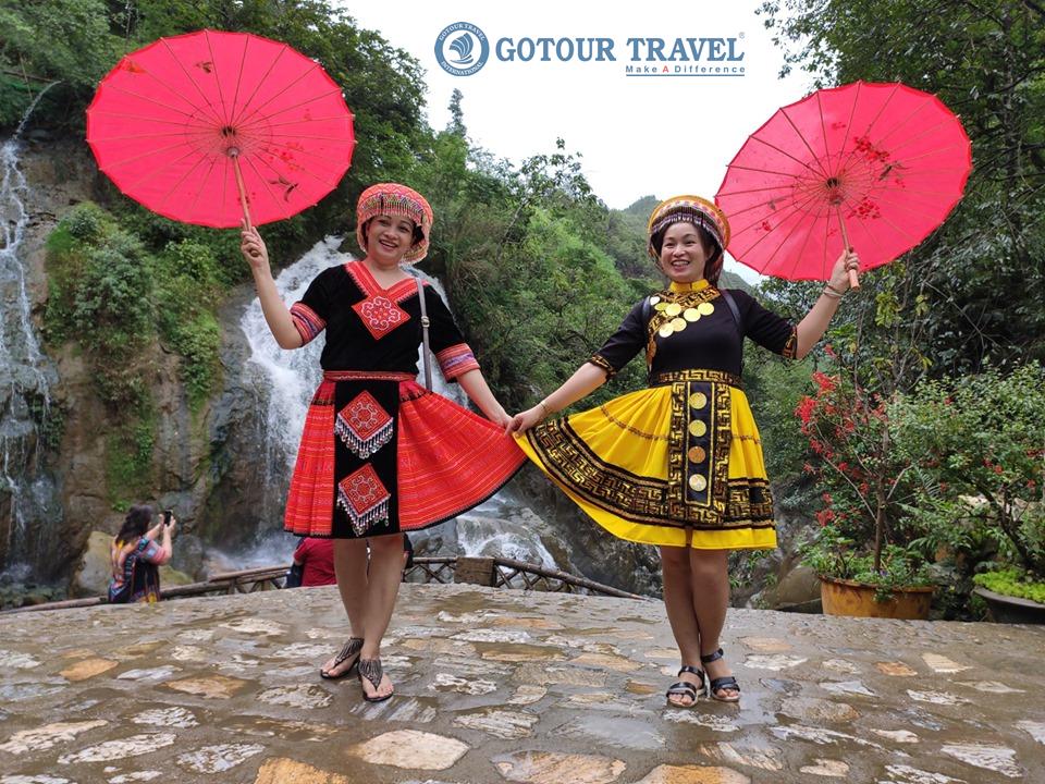 Tour Gia Lai – Sapa – Fansipan – Cát Cát – Tả Van