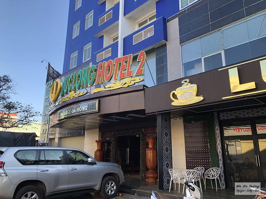 Khách sạn Đức Long 2 đạt chuẩn 3 sao tại Gia Lai